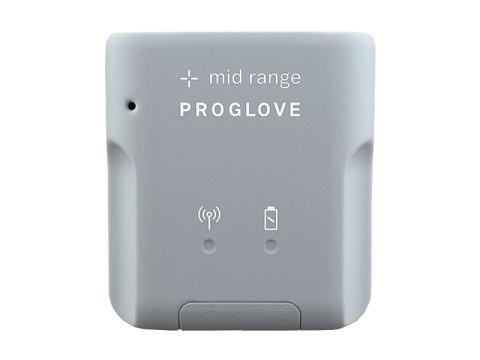 Mark Basic - 1D/2D Handschuhscanner, Bluetooth, mittlere Reichweite (30-150cm)