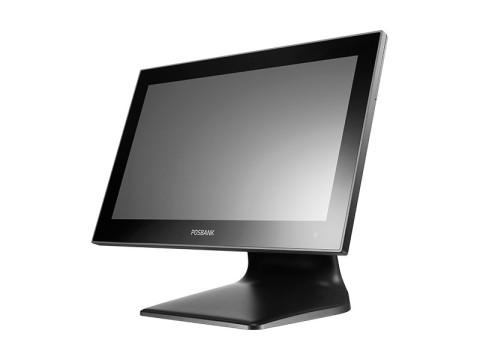 """APEXA Prime GW 1560 - Touchsystem mit Intel Pentium 4415U und kapazitivem 15.6"""" (39.62cm) Widescreen-Touchdisplay, schwarz"""