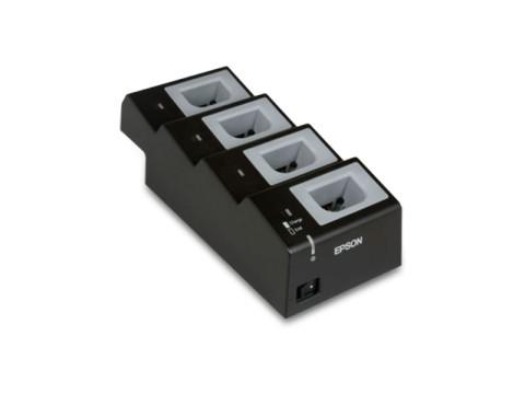 OT-CH60II - Multi-Batterie-Ladegerät für TM-P60II und TM-P80