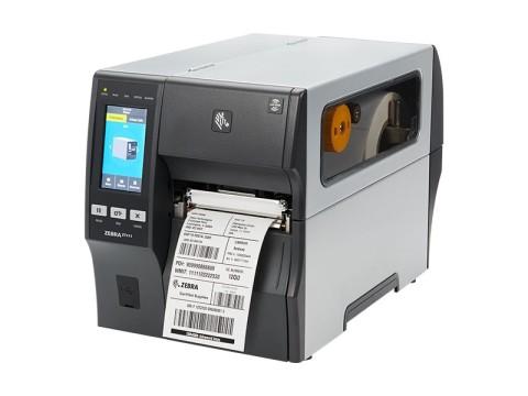 ZT411 RFID - Etikettendrucker, TT, 203dpi, Ethernet + RS232 + USB + Bluetooth 4.1/MFi, RFID UHF On-Metal