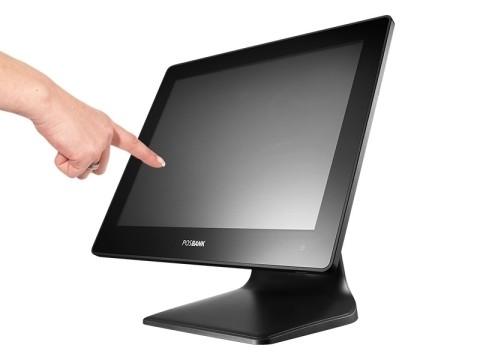 "APEXA-GT J3455 -15"" (38.1cm) PCAP Touch - Lüfterloses Touchsystem mit Intel Celeron J3455, schwarz"