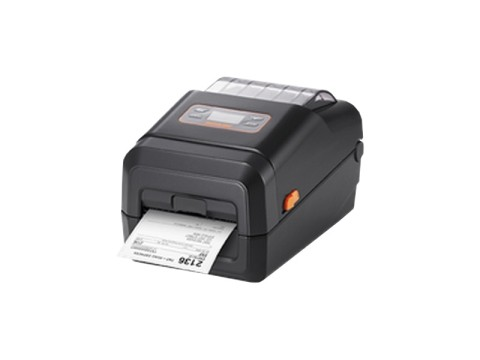 XL5-40 - Etikettendrucker für trägerlose Etiketten, thermodirekt, 203dpi, USB 2.0 + USB Host + RS232 + Ethernet, 64MB SDRAM, 128MB Flash