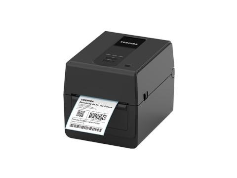 BV420D-GS02-QM-S - Etikettendrucker, thermodirekt, 203dpi, USB + Ethernet, schwarz