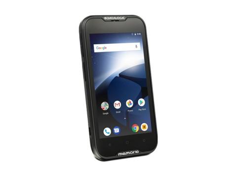 Memor 10 - Mobiler Computer, Android 8.1, 2D-MP-Imager, GMS, schwarz