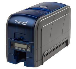 SD160 - Kartendrucker, Magnetkartencodierer, Kartenzuführung (100 Stück)