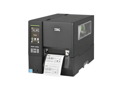 MH641T - Etikettendrucker, thermotransfer, 600dpi, USB + RS232 + Ethernet