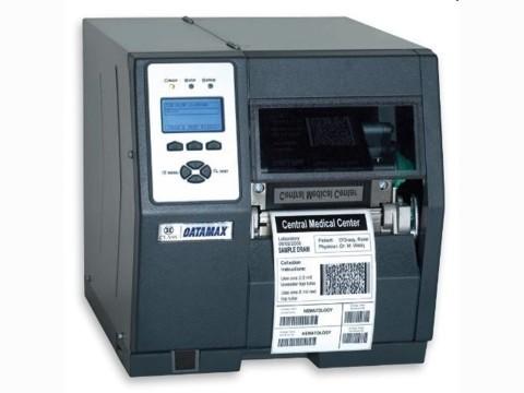 DMX H-6308 - Etikettendrucker, thermotransfer, 300dpi, interner Aufwickler