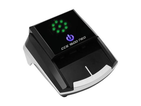 CCE 1600 NEO - Echtheitsprüfer mit LCD Display