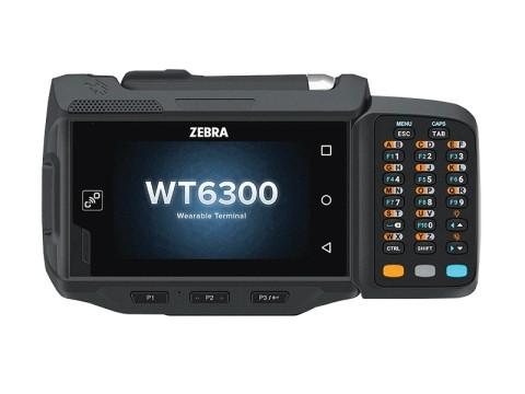 WT6300 - Tragbarer Computer mit Android 10, USB + Bluetooth + WLAN, alphanumerisches Tastenfeld, Wavelink, Hochleistungs-Akku