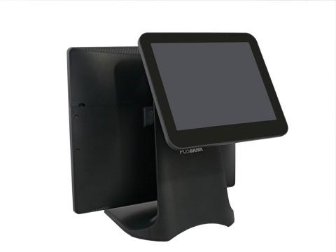 """10"""" zweites LCD-Display für Apexa-G-J1900, Dunkel"""