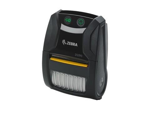 ZQ310 - Mobiler Belegdrucker für den Aussenbereich, 58mm, max. Druckbreite 48mm, USB + Bluetooth 4.0