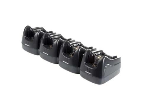 4-fach-Ladestation, Ethernet (für 4 Terminals und 4 Batterien) für Lynx