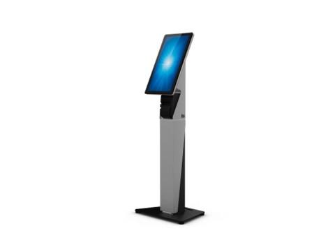 """Wallaby - Self-Service-Kassentischständer mit Bodenständer und 20"""" (50.8 cm) Touchscreen mit Windows 10"""
