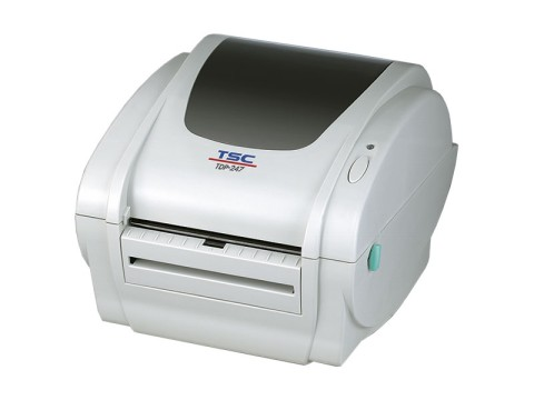 TDP-345 - Etikettendrucker, thermodirekt, 300dpi, USB + RS232 + Parallel + Ethernet