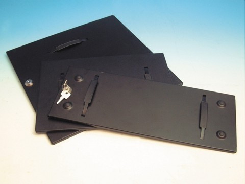 Abschließbarer Deckel für Layflat Slimline 3000-0027, 3000-0036 und 3000-0184