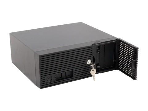 BoxPOS J1900 - Lüfterloser Kassencomputer mit Intel Celeron J1900 Prozessor, schwarz