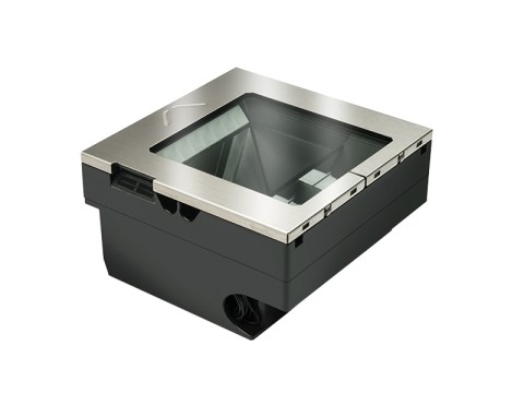 Magellan 3510HSi - 2D-Einbau-Barcodescanner, Saphir-Glas, Standard Einbaurahmen, USB-KIT