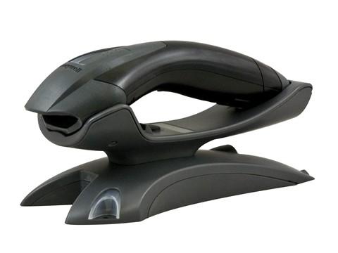 Voyager 1202g-bf - Akkuloser und Kabelloser Einlinien-Laserscanner, USB-KIT, Bluetooth, schwarz