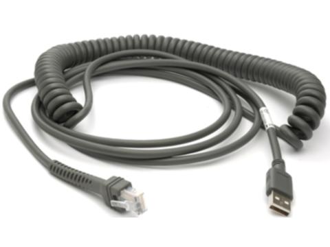 USB-Kabel - (Typ A Anschluss, 15ft., gerade) für DS9808