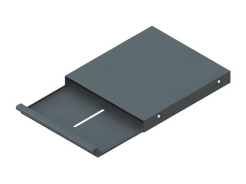 SPEC - Tastaturschublade, Epson Dark Grey