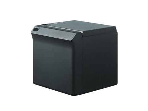 A8 - Bondrucker mit Abschneider, thermodirekt, 80mm, USB + RS232 + Ethernet, schwarz