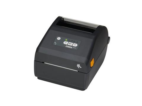 ZD421 - Etikettendrucker, thermodirekt, 203dpi, USB + Bluetooth 4 + 1 freie Schnittstelle + WLAN 802.11ac