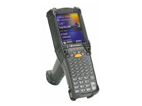 MC9200 Premium - Handheld Mobile Computer, 2D-Imager, 53 Tasten, Windows CE 7.0
