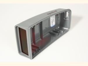 Gehäuse mit rotem Scanfenster / Frontscheibe für LS3200