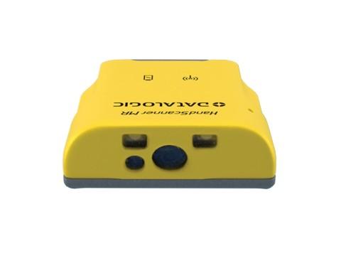 HandScanner - 1D/2D Handschuhscanner, USB + Bluetooth, mittlere Reichweite