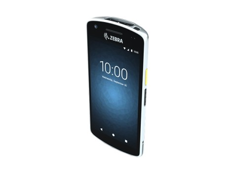 EC55 - Mobiler Computer, Android 10, WWAN, GPS, 3GB RAM / 32GB Flash, 1D/2D omnidirektionaler Imager (SE4100), 2-PIN rückseitiger Anschluss