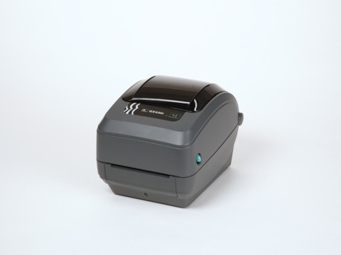 GX430t - Etikettendrucker, 300dpi, Thermotransfer, USB + RS232 + Parallel