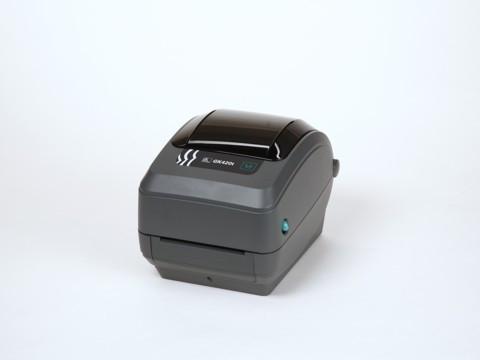 GK420t R2.0 - Etikettendrucker, 203dpi, Thermotransfer, USB und Ethernet (10/100), EPL und ZPL