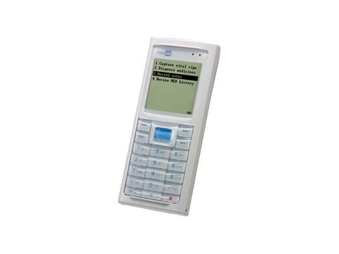CPT-8230-2D - Terminal für das Gesundheitswesen mit 2D Imager, 4MB SRAM, 8MB Flash, WiFi 802.11 b/g, Bluetooth und 24 Tasten