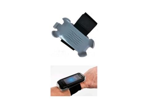 Arm- / Handgelenkhalterung (langer Riemen) für EC30