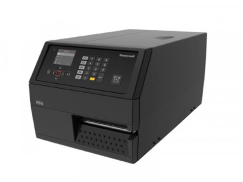 PX4ie - Etikettendrucker, thermotransfer, 203dpi, RS232 + USB + Ethernet, Peeler