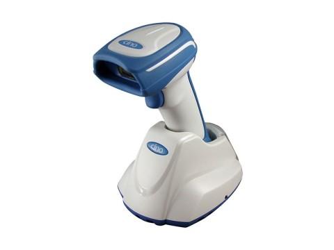 FuzzyScan A770BT-HC - Funk-2D-Imager für das Gesundheitswesen, SR, USB-KIT, weiss