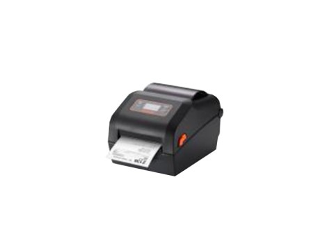XD5-40d - Etikettendrucker, thermodirekt, 203dpi, LCD-Display, USB + USB Host + RS232 + Ethernet + Bluetooth, schwarz