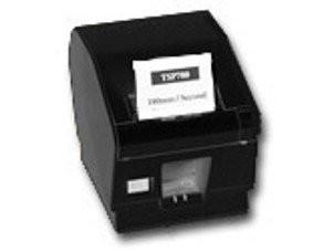 TSP-743II - Bon-Thermo-Drucker mit Abschneider, 80mm, Parallel, dunkelgrau