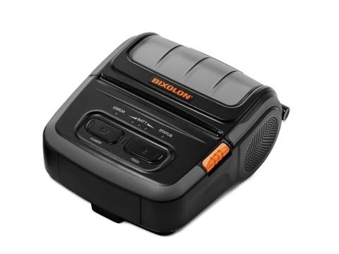 SPP-R310PLUS - Mobiler Bondrucker, 80mm, USB + RS232 + Bluetooth (auch für iOS-Geräte), schwarz