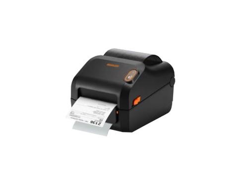 XD3-40d - Etikettendrucker, thermodirekt, 203dpi, USB, Peeler, schwarz