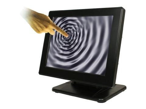 """Restposten MT-1500 38,1cm (15"""") TFT inkl. Touch mit USB UND RS232 Anschluss, Farbe schwarz (Restposten)"""