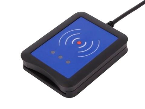 TWN4 - MultiTech SmartCard Legic 42 42 DT-U20b, schwarz