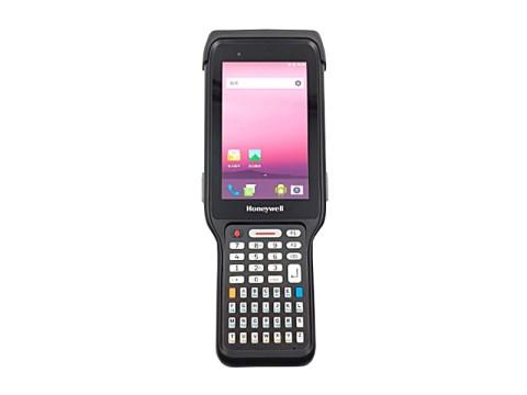 ScanPal EDA61K - Mobiler Computer mit Android 9.0, 2D-Imager (N6703), Standard Reichweite, 13MP-Kamera, alphanumerisches Tastenfeld, Client Pack