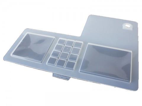 Tastaturabdeckung für NR-510R mit Hubtastatur