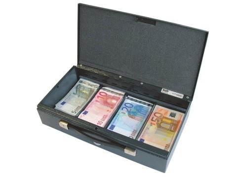 TK325 - Transportkassette für Hartgeldeinsätze und Geldscheine für 35E