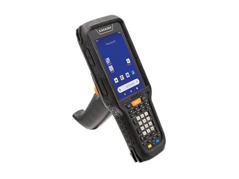 Skorpio X5 Pistolengriff - Mobiler Computer, Android 10, 2D-Imager, Standard Reichweite, kontaktloses Laden, 4GB RAM/64GB Flash, 47 alphanumerische