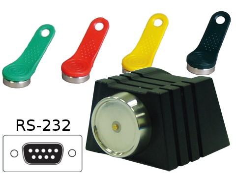 TMR901 - Kelloxx Kellnerschloss, RS232, schwarz