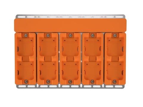 10-fach Ladestation für Mark Basic, Mark 2 und Mark Display