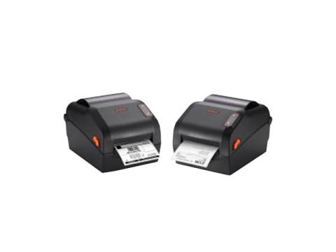XD5-43d - Etikettendrucker, thermodirekt, 300dpi, USB + USB Host + RS232 + Ethernet + WLAN, schwarz