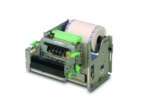 TUP992 - Kioskdruckermodul mit Abschneider und Presenter, thermodirekt, 112mm, ohne Schnittstelle